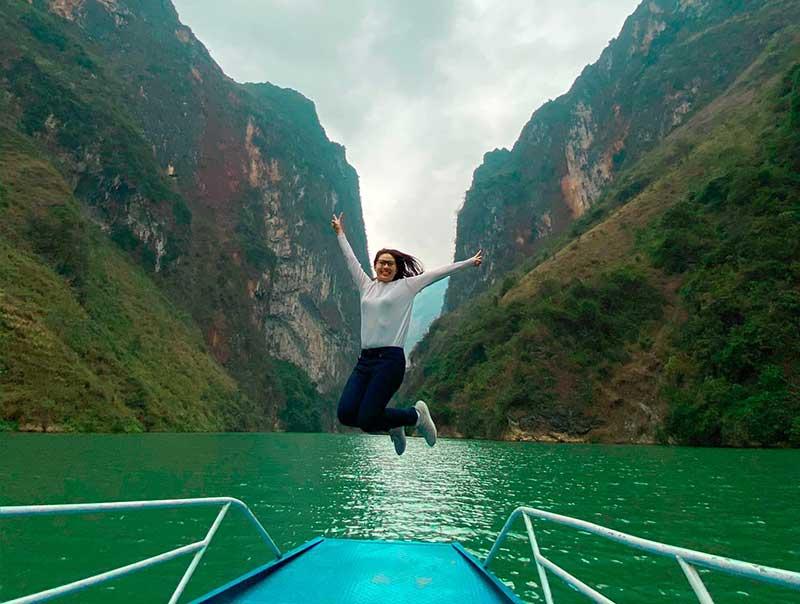 Sông Nho Quế - Hà Giang